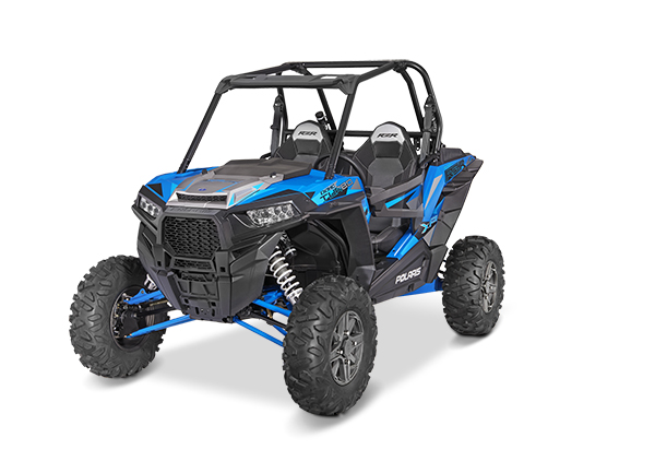 POLARIS RZR HAS NOW BEEN TURBO-CHARGED