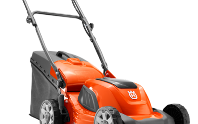 Husqvarna Release New Battery Lawnmower